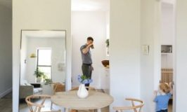 A Family Lives in 675 Square Feet – the luxury of less