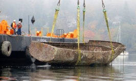 NOAA Tools for the Sinking Problem of Abandoned Ships